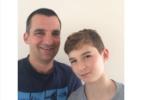 Pai cria aplicativo para bloquear celular do filho até que ele responda (Foto: BBC)