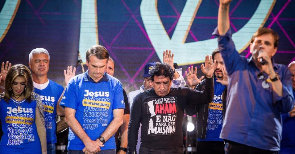 Resultado de imagem para bolsonaro jesus