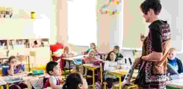 Estônia 3 - Divulgação/Ministério da Educação da Estônia - Divulgação/Ministério da Educação da Estônia