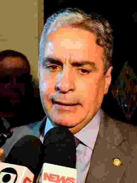 O presidente da Assembleia Legislativa do Rio, André Ceciliano (PT) - PAULO CARNEIRO/AM PRESS & IMAGES/ESTADÃO CONTEÚDO