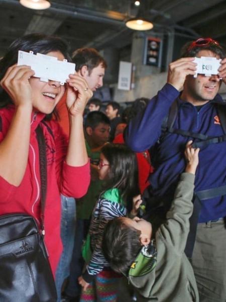 Foldscope irá auxiliar o ensino da ciência nas escolas - Divulgação