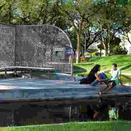 Mobiliário urbano em Aracaju - Divulgação/Prefeitura de Aracaju