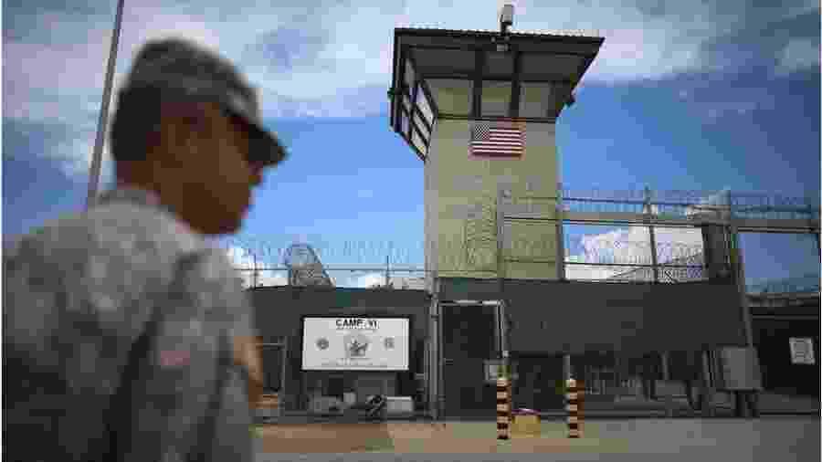 A prisão começou a operar em 2002, após o atentado de 11 de setembro de 2001 - Getty Images