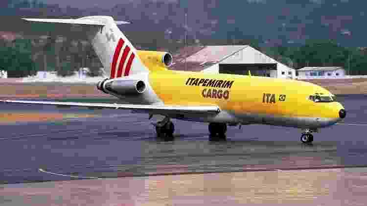 Grupo Itapemirim já atuou no setor aéreo com o transporte de carga - Wikimedia - Wikimedia