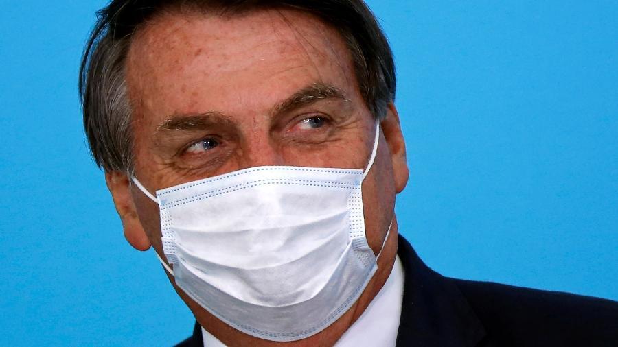 Diretor da entidade atribui parte do avanço da pandemia no Brasil às posturas do presidente Jair Bolsonaro - ADRIANO MACHADO