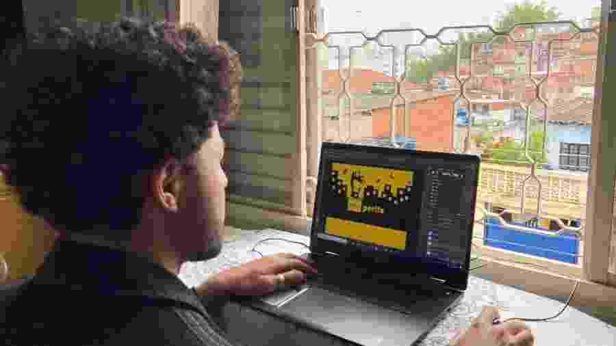 Plataforma Vote Perifa nasceu da iniciativa de dois moradores da Vila Inglesa, zona sul de São Paulo - Sophia Caruso