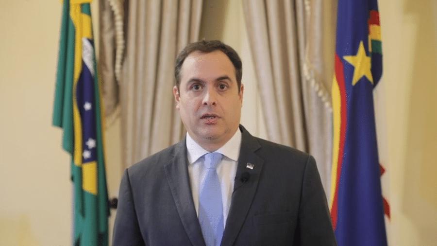 """""""O cenário se agravou, e nada aponta para a melhora desse quadro"""", lamentou o governador Paulo Câmara (PSB) - Reprodução/Facebook"""