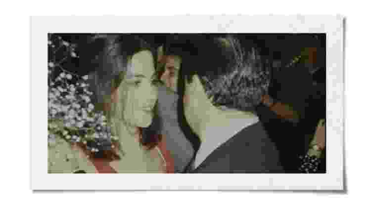 Analía se dava muito bem com o pai - BBC - BBC