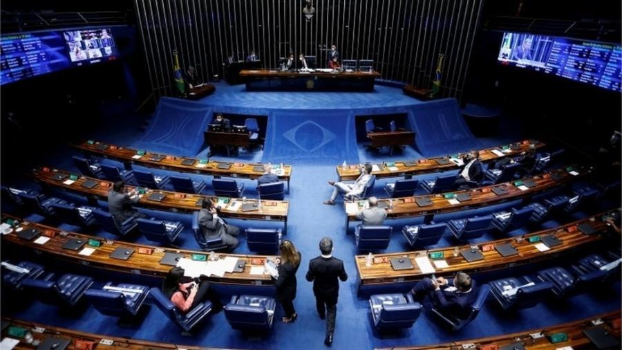Falta de mulheres na CPI da Covid é marcante mesmo se comparada à baixa proporção de senadoras na Casa, inferior a 15% - REUTERS/ADRIANO MACHADO