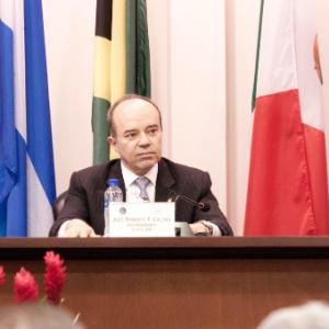 Roberto Caldas, presidente da Corte IDH
