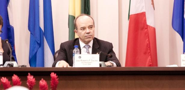 Roberto Caldas, 53, é o segundo brasileiro a ocupar a presidência da Corte Interamericana de Direitos Humanos