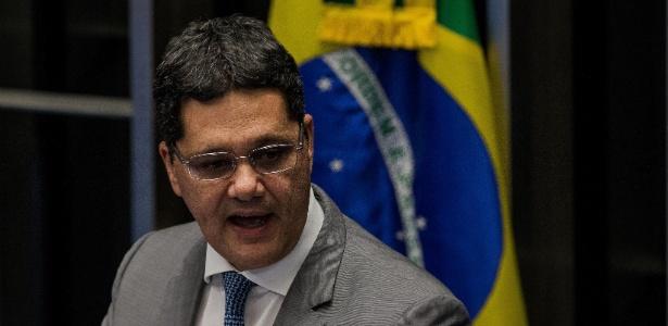 O senador Ricardo Ferraço (PSDB-ES), relator da proposta de alteração da lei da maioridade penal