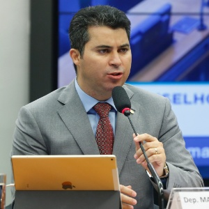Deputado Marcos Rogério (DEM-RO), relator do processo contra Eduardo Cunha