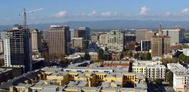 Cofundador do Google aconselha que start-ups só venham para o Vale do Silício (foto) quando negócios estiverem estáveis