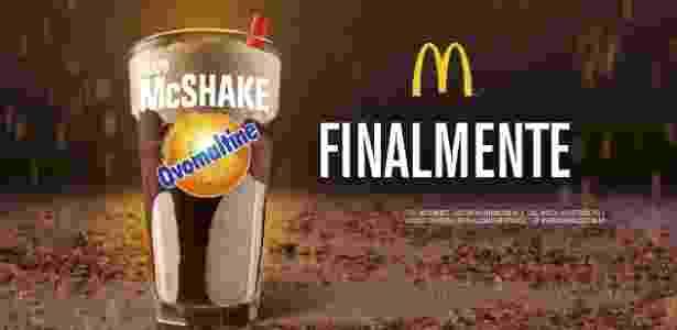 McDonald's - Reprodução - Reprodução