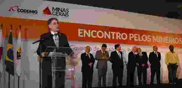 Governo de Minas Gerais e Sebrae lançam programa de incentivo ao micro e pequeno empreendedor com participação do governador Fernando Pimentel (PT) - Manoel Marques - 10.nov.2016/Imprensa MG