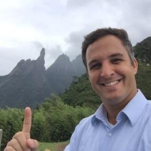 Leandro Stoliar, repórter da Record preso na Venezuela