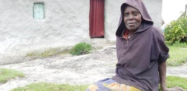 Mauda Kyitaragabirwe foi abandonada em Uganda, num lugar conhecido como 'Ilha da Punição'