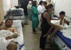 """Sem leitos, maior emergência do RN improvisa UTI e cria """"fila da morte"""" - Divulgação/Sindicato dos Médicos do Rio Grande do Norte"""