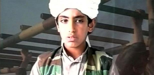 📷 Hamza bin Laden, filho de Osama bin Laden, em foto sem data | Reprodução