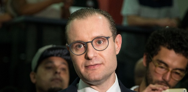 O advogado Cristiano Zanin Martins, que defende o ex-presidente Lula