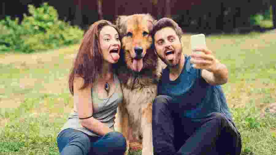 De R$ 1.149 até R$ 5.695, é possível encontrar um bom celular para tirar selfies e mais fotos - Getty Images