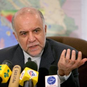 O ministro do Petróleo iraniano, Bijan Zanganeh - Raheb Homavandi/Reuters