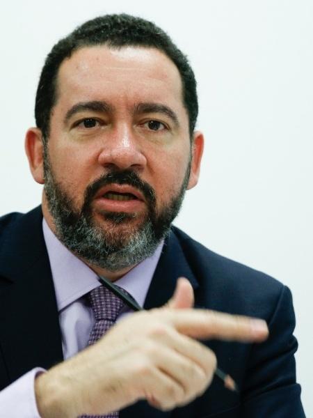 O atual presidente do BNDES, Dyogo Oliveira - Kleyton Amorim/UOL