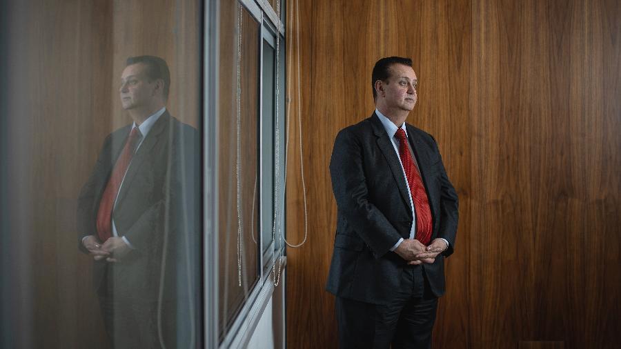 Para Gilberto Kassab (PSD) pandemia pode tirar Bolsonaro do 2º turno - Avener Prado/Folhapress