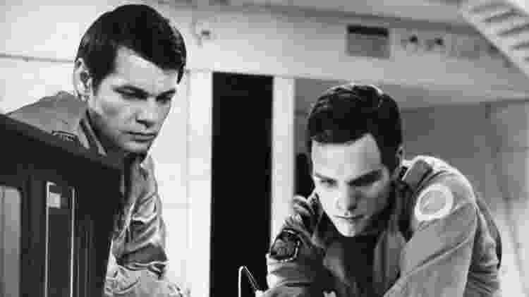 Em '2001: Uma Odisseia no Espaço' (1968), de Stanley Kubrick, um computador altamente capaz se rebela contra os planos de desativá-lo - Getty Images - Getty Images