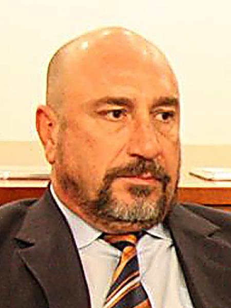O procurador regional da República Januário Paludo, integrante da força-tarefa da Operação Lava Jato em Curitiba - Divulgação/PR-PR