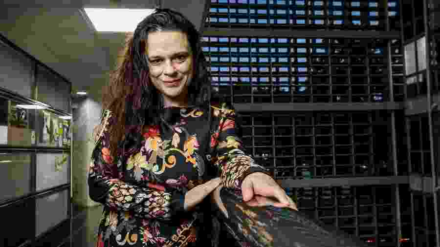 Retrato de Janaina Paschoal, deputada estadual de São Paulo na ALESP - Mariana Pekin/UOL