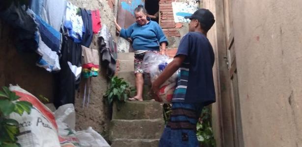 Paraisópolis monitora 21 mil casas com presidentes de rua e médico próprio