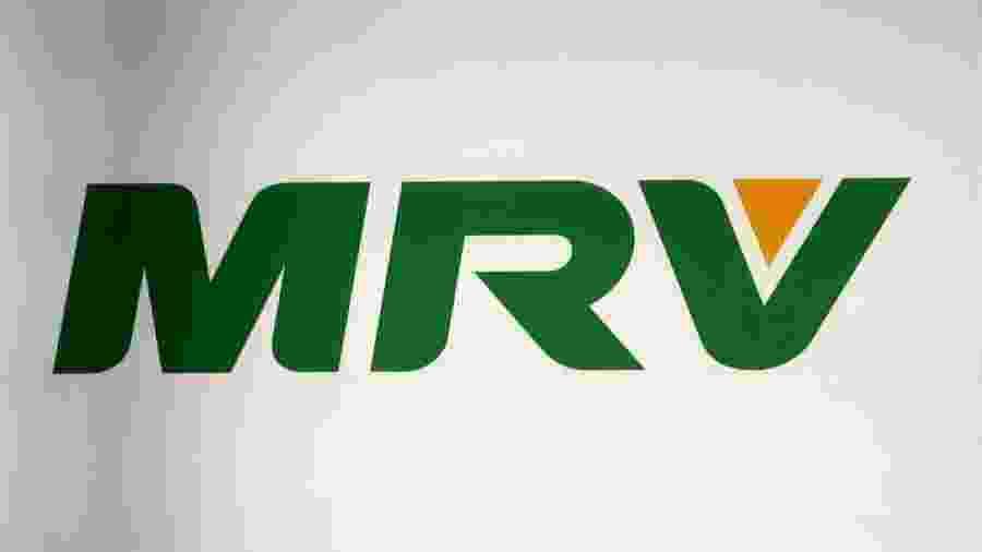 Logo da MRV em painel na bolsa de valores de São Paulo - AMANDA PEROBELLI