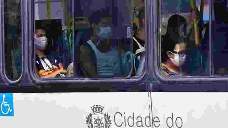 Transportes sofrerão mudanças no Rio de Janeiro - PETER ILICCIEV/ESTADÃO CONTEÚDO