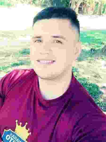 Luiz Fernando Lopes Nuñez, de 21 anos, foi apé de Praia Grande a Santo André, mas acabou indo parar em Santa Rita do Passa Quatro - Reprodução