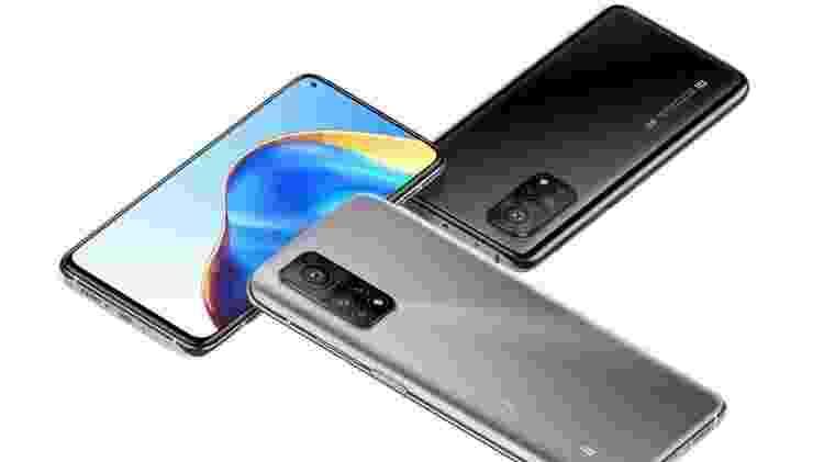 Mi 10T, da Xiaomi - Divulgação - Divulgação
