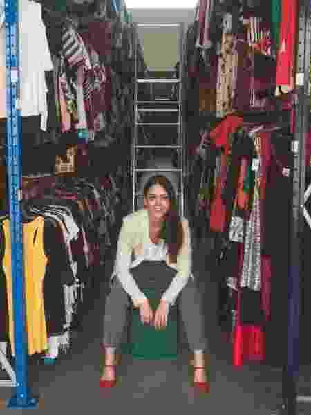 Luanna Toniolo, fundadora da Troc - Divulgação - Divulgação