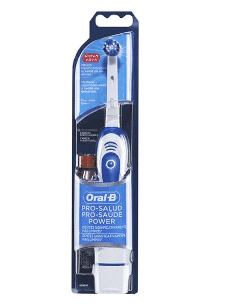 Escova de dente elétrica Oral-B Pro Saúde - Divulgação - Divulgação