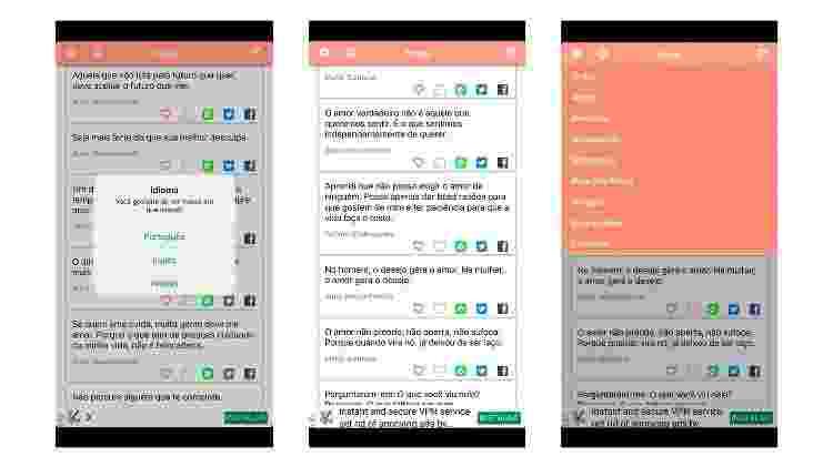 App para fazer mensagem para Dia dos Avós (iOS) 1 - Reprodução - Reprodução