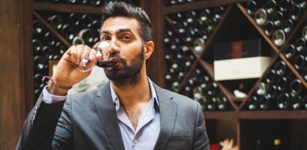 Alykhan Karim trocou os EUA pelo Brasil para fundar a Sonoma, loja online de vinhos