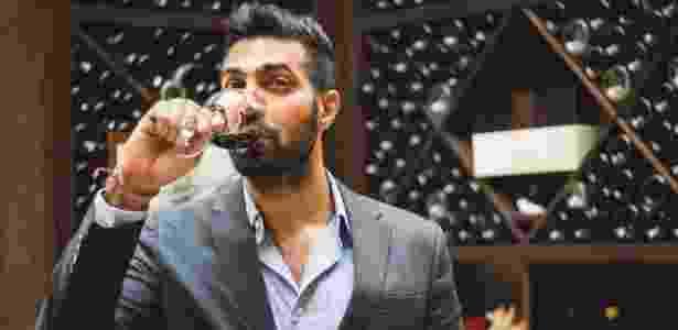 Alykhan Karim trocou os EUA pelo Brasil para fundar a Sonoma, loja online de vinhos - Divulgação