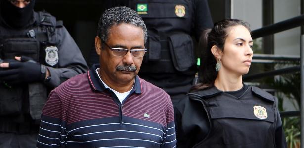 Preso em março, o ex-gerente da Petrobras Roberto Gonçalves já havia sido preso em novembro de 2015
