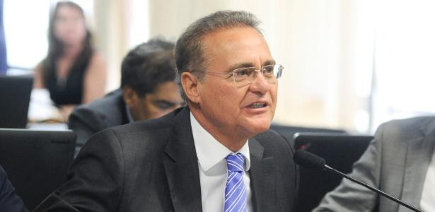 O senador Renan Calheiros (PMDB-AL)  - Geraldo Magela/Agência Senado