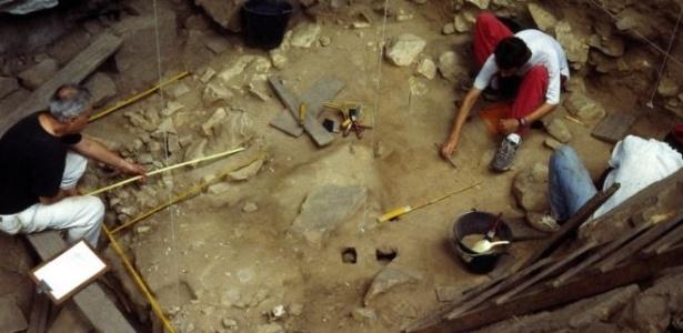 Sítio arqueológico é estudado por casal desde 1995