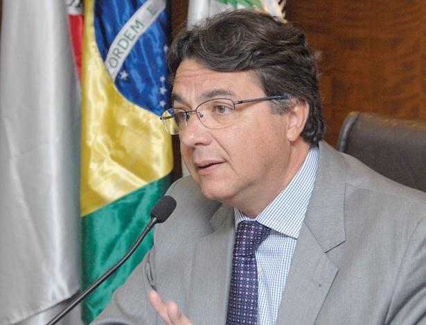 O secretário de Gestão e Planejamento de Minas, Helvécio Miranda Magalhães Júnior