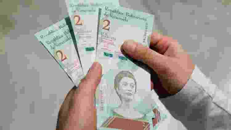 Bolívar soberano - Carlos Garcia Rawlins/Reuters - Carlos Garcia Rawlins/Reuters