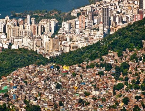 Brasil é o nono mais desigual do mundo, destaca relatório do Programa das Nações Unidas para o Desenvolvimento - Getty Images