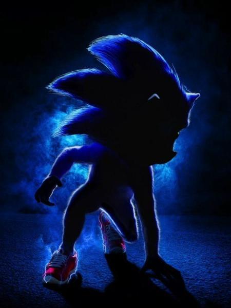 Veja a 1ª imagem de Sonic no filme inspirado no clássico game - Divulgação
