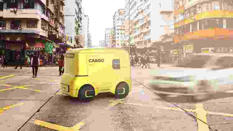 Mundo está caminhando para o futuro com carros autônomos (sem motoristas) - Divulgação